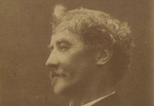 Mendelssohn, Portrait of Whistler
