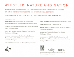 Whistler Nature and Nation